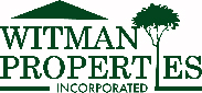 Website for Witman Properties, Inc.