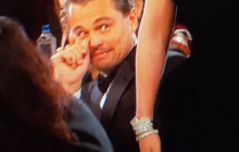 Most Awkward Moment at the Golden Globes