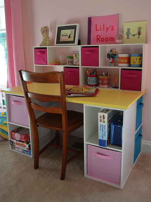 Diy Desk For Kids Bob Vila