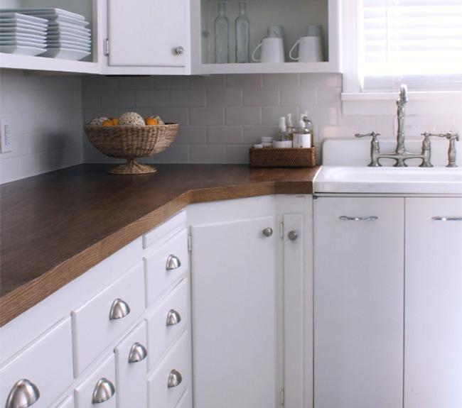 Countertop Diy : Weekend Projects: Kitchen Countertops the DIY Way