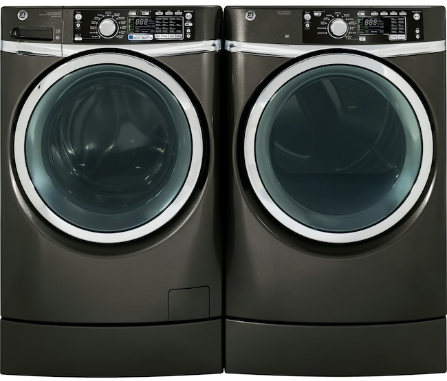 GE Washer and Dryer - GE Appliances Giveaway