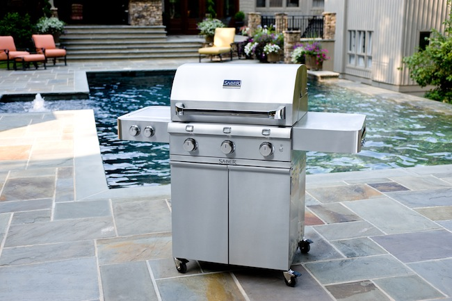 End of Summer Sweepstakes — Saber Grill
