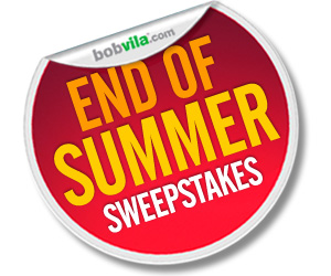 End of Summer Sweepstakes - Grill Giveaway