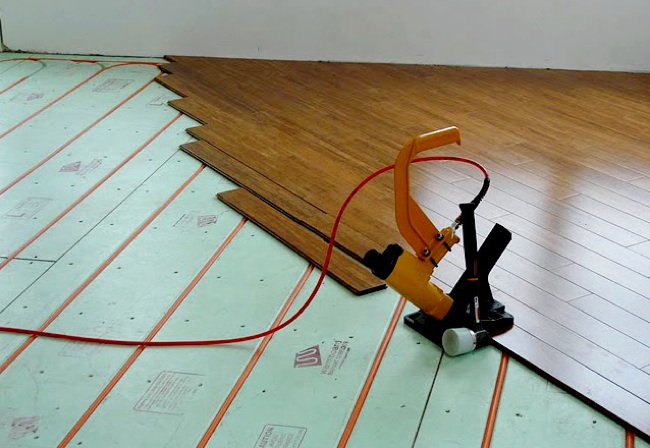 Radiant Heat - Installation