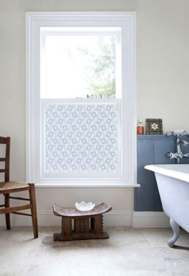 Install Window Film - Pattern