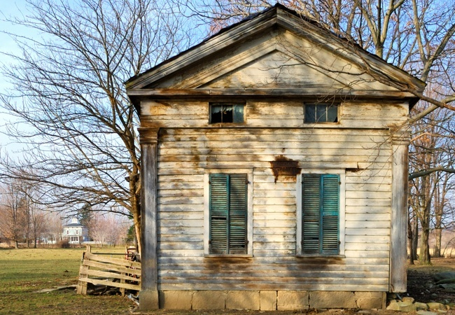Buying a Fixer-Upper - Stay Positive
