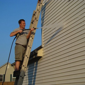 How To Clean Vinyl Siding Bob Vila