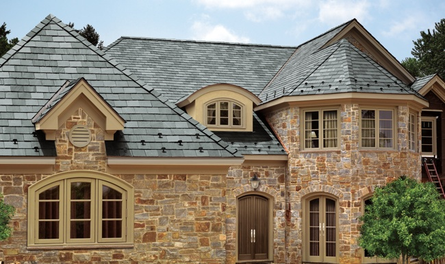 Roofing Materials - Slate
