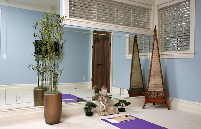 home yoga studio design ideas photo album typatcom - Home Yoga Room Design