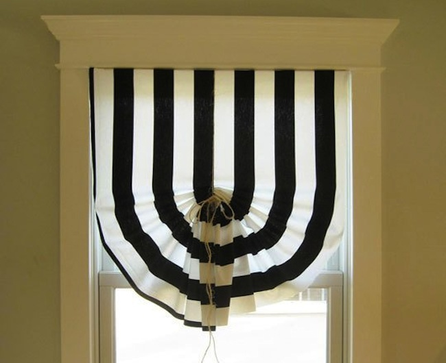 DIY Window Treatments - Drapes