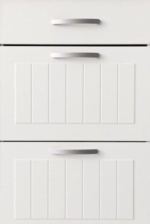 How to Install Base Cabinets - Detail
