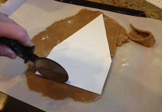 How to Make a Gingerbread House - Baking