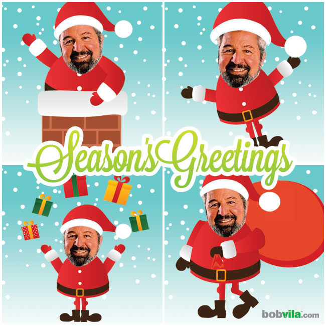Season's Greetings from BobVila.com