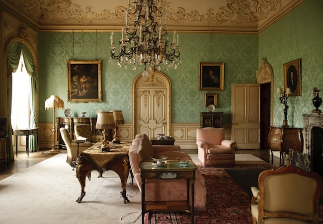 Downton Abbey Paint Colors - Bob Vila