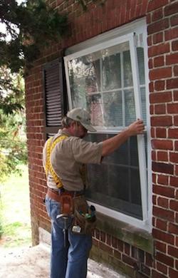 How To Clean Aluminum How To Clean Aluminum Storm Window