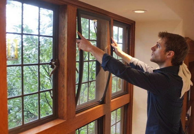 Installing Storm Windows Bob Vila
