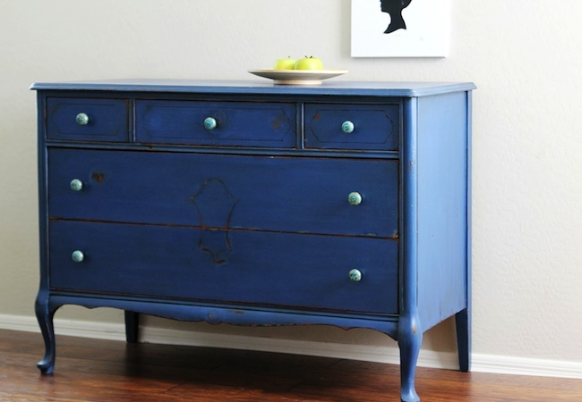 Milk Paint Recipe - Furniture