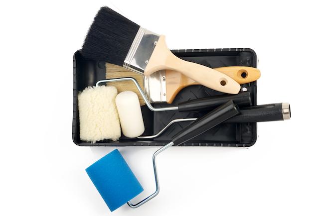 Selecting the right painting tools bob vila - Painting tool avis ...