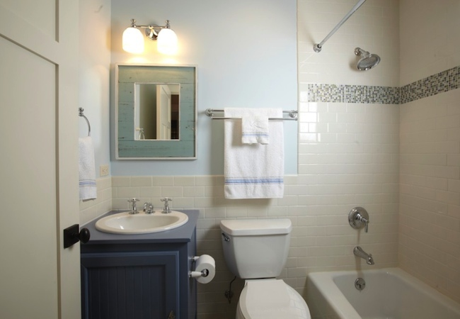 Small Bathroom Design Article : Small bathroom ideas space smart strategies bob vila