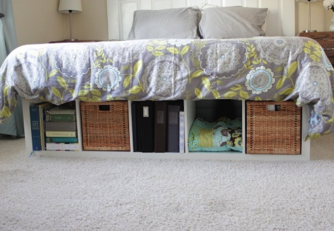 Weekend Projects: 5 Flat-Out Wonderful DIY Platform Beds