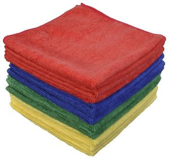 Spring Cleaning Tips - Microfiber Cloth