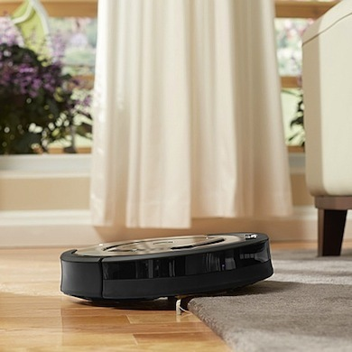 Spring Cleaning Tips - Roomba