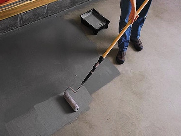 Painting Garage Floors Bob Vila Radio Bob Vila