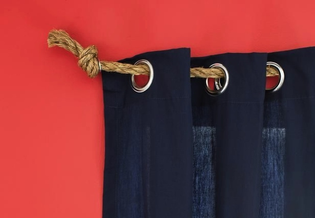 Weekend projects 5 clever designs for a diy curtain rod solutioingenieria Images