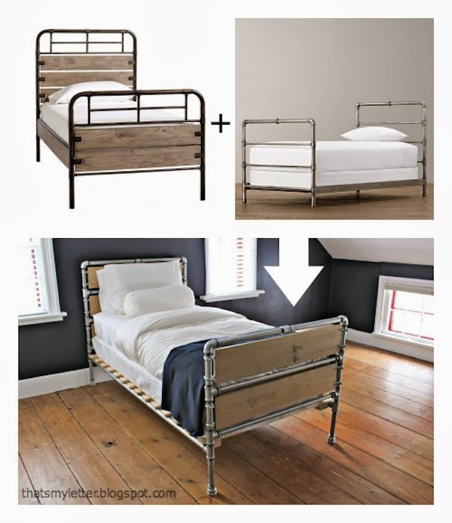 Knock Off Decor Bed Frame