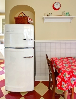 Retro Kitchen - Appliances