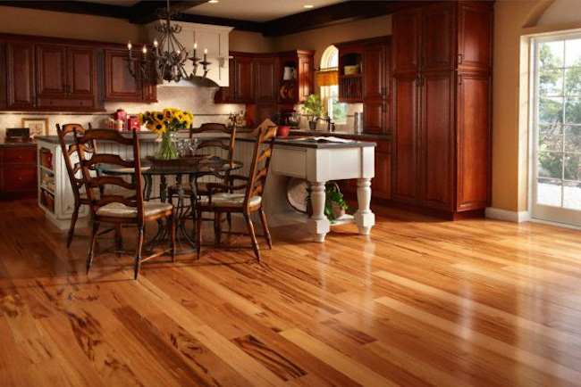 Prefinished Wood Flooring - Brazilian Koa