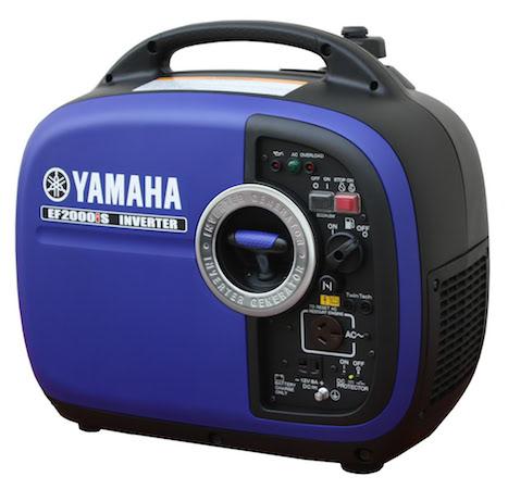 Best Generators - yamaha EF2000iS
