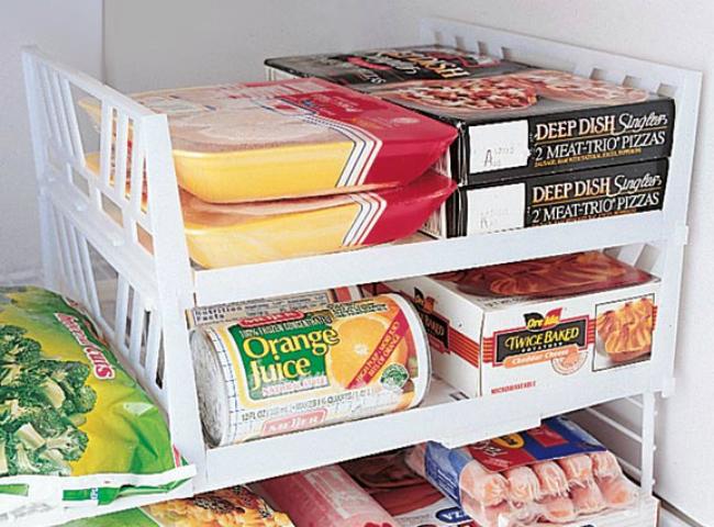 Refrigerator Organization - Buy Freezer Shelves