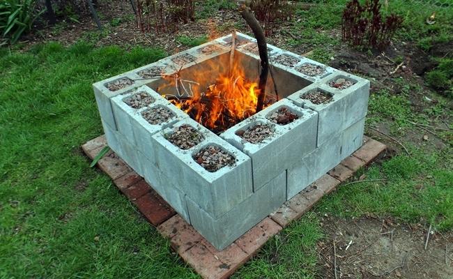 DIY Fire Pit - 5 You Can Make - Bob Vila