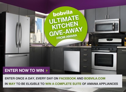Bob Vila Ultimate Kitchen Give-Away