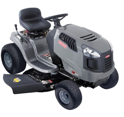 "Craftsman-Shift-on-the-Go-42""-Lawn-Tractor"