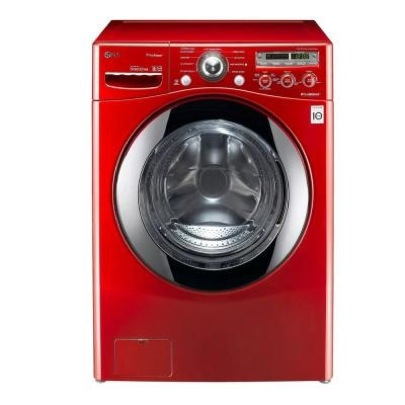 Home Depot LG Large Front Load Steamwasher