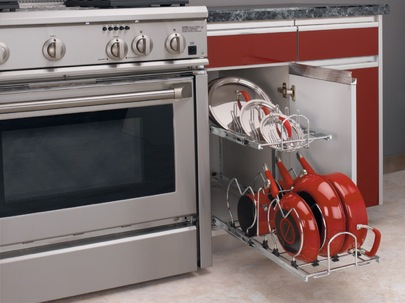 Reorganize Your Kitchen