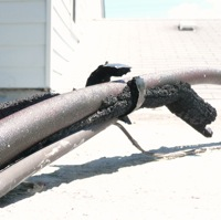 AC Pipe Insulation