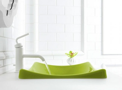 Jonathan Adler Kohler Color Sinks