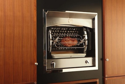 La Cornue Built-In Rotisserie