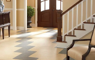 Linoleum Flooring