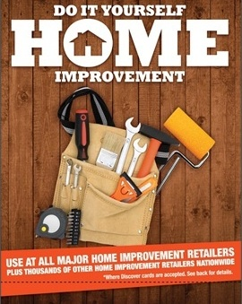 InComm DIY-Home Improvement Gift Card