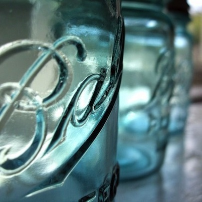 Mason Jar DIY - Detail Image