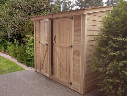 Wayfair.com-Outdoor-Living-Today-SpaceSaver-Garden-Shed