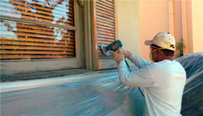 Bob vila radio exterior painting prep bob 39 s blogs - Prep exterior walls for painting ...