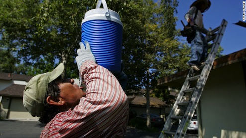 CNNHealth-beat-heat-roofer-drinks-water-story-top