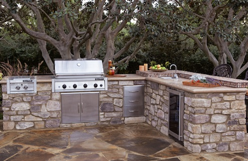 Diy Fire Pits | Outdoor Rooms | Kitchens, Grill Islands