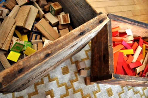 DIY with Apple Crates - Elsie Marley