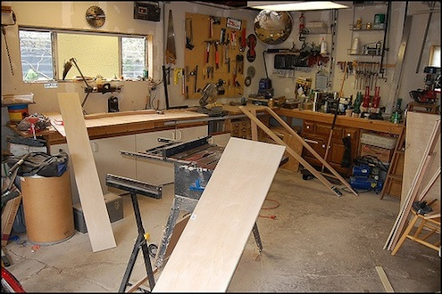 Making Cabinet : Woodworking Measuring Tools The Basics | Shed ...